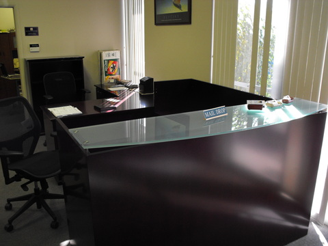 l Shaped Reception Desk Reception Desks New L-shape
