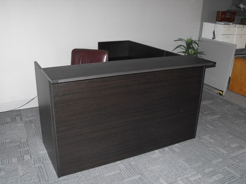 New Office Desks Cherryman Reception Desk