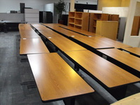 Training Tables used 5' training tables